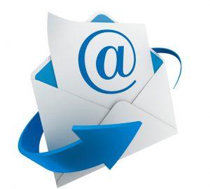 mail premier contact professionnel